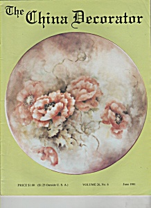 The China Decorator - June 1981 (Image1)