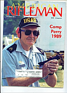 American Rifleman-  October 1989 (Image1)