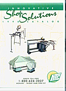 Shop Solutions Catalog - 1998