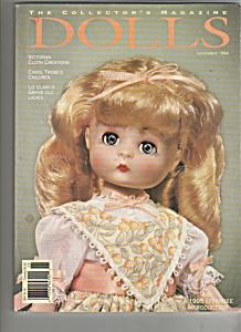 Dolls Magazine -  Novewmber 1994 (Image1)