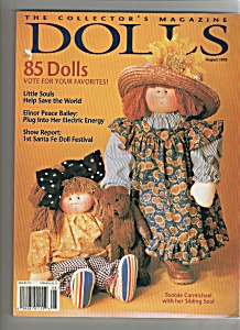 Dolls Magazine- August 1995 (Image1)
