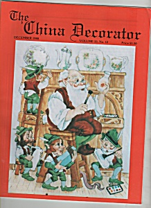 The China Decorator - December 1988 (Image1)
