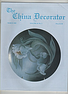 The China Decorator -  March 1989 (Image1)