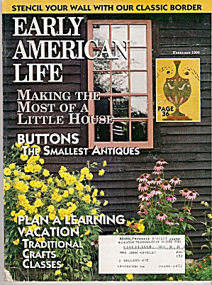 Early American Life magazine-  April 1996 (Image1)