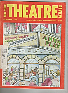 New York Theatre Review - February 1979 (Image1)