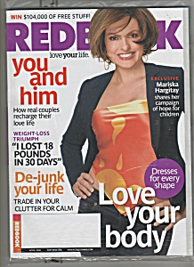 Redbook magazine- April 2008 (Image1)