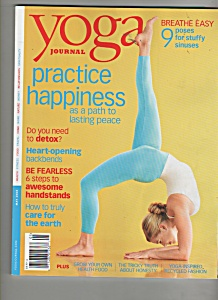 Yoga magazine -  -June 1008 (Image1)