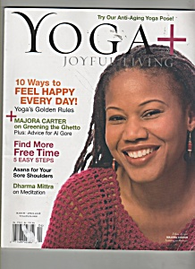 Yoga plus magazine April 2008 (Image1)