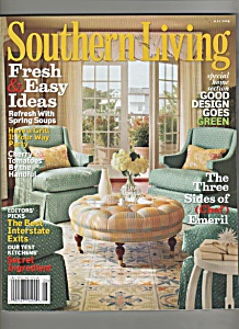 Southern living magazine-May 2008 (Image1)
