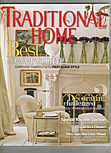 Traditional home magazine =- May 2008 (Image1)