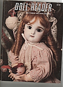 Doll Reader Magazine- December 1982/january 1983