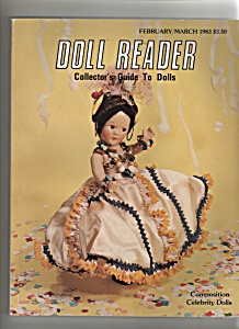 Doll Reader Magazine - February/march 1983
