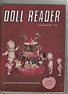 Doll Reader magazine- February/March 1984 (Image1)