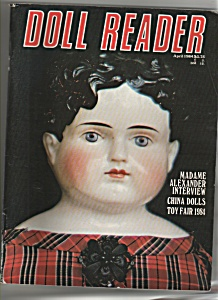 Doll REader magazine-   April 1984 (Image1)