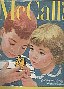 McCALL'S MAGAZINE -  - August 1958 (Image1)
