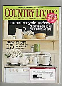 April 2008 - Country Living (Image1)