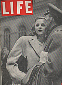 Life Magazine - April 19, 1943 -= JANET BLAIR-ESTHER WI (Image1)