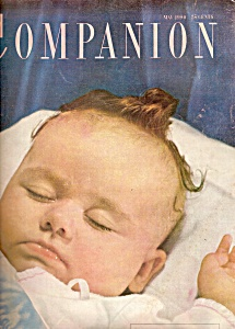 Woman's Home Companion Magazine- May 1950