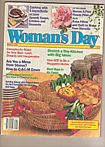 Woman's day  - May 22, 1984 (Image1)