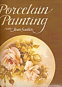 Porcelain Painting with Jean Saddler -Vintae 1960s (Image1)