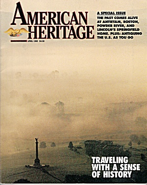 American Heritage -  April 1989 (Image1)