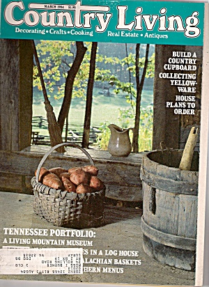 Country Living -   March 1984 (Image1)
