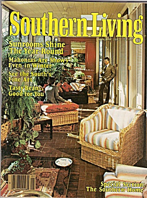 Southern Living - January 1982 (Image1)