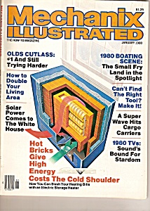 Mechanix Illustrated - January 1980 (Image1)