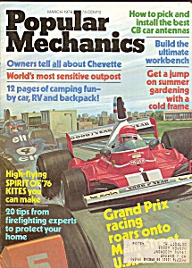 Popular Mechanics - March 1976 (Image1)