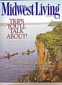 Midwest Living Magazine - May/june 2008