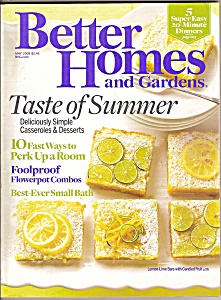 Better Homes & Gardens magazine -  May 2008 (Image1)