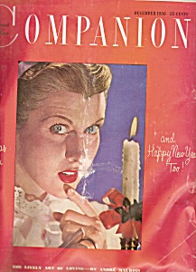 woman's Home Companion -  December 1950 (Image1)