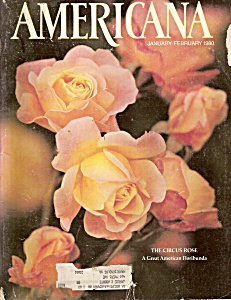 Americana Magazine - Jan.,feb. 1980