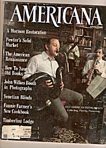 Americana magazine = April 1980 (Image1)