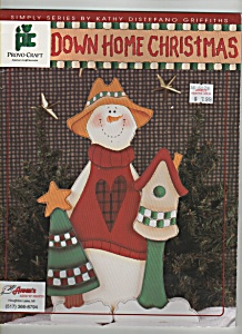 Down Home Christmas -  Provo craft - copyright Jan. 199 (Image1)