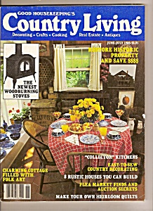 Country living magazine - June/July 1980 (Image1)