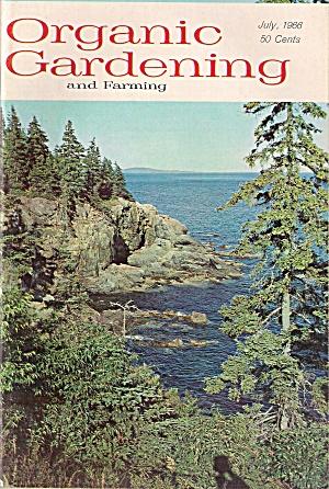 Organic Gardening -  July 1966 (Image1)