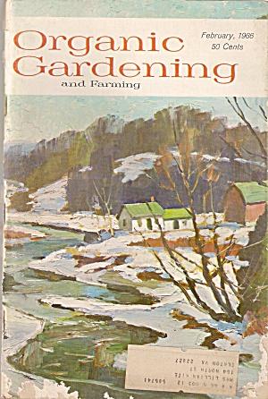 Organic Gardening - February 1966 (Image1)