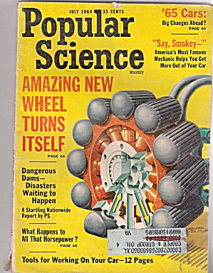 Popular Science - July 1964