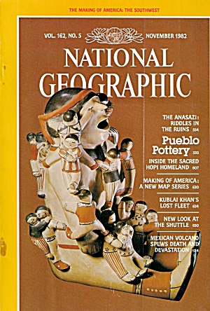 National Geographic -  November 1982 (Image1)