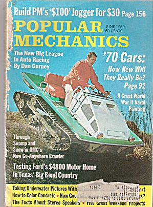 Popular Mechanics - June 1969