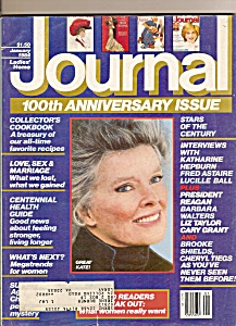Ladies Home Journal - January 1984