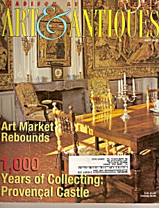 Art & Antiques Magazine - May 2002