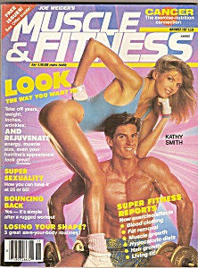 Muscle & fitness magazine-  November 1987 (Image1)