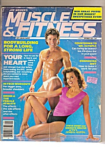 Muscle & Fitness magazine -  October 1985 (Image1)