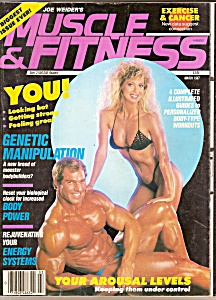 Muscle & Fitness -  March 1987 (Image1)