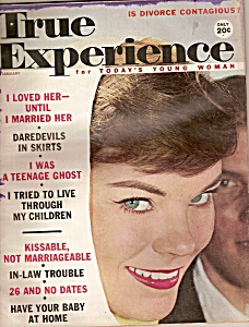 True experience -=  January 1960 (Image1)