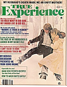 True experience -  January 1977 (Image1)