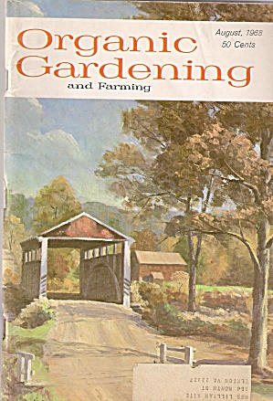 Organic Gardening -  August 1968 (Image1)