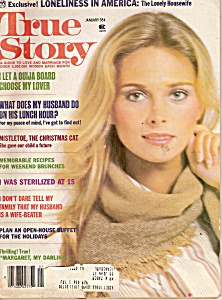 True Story magazine - January 1979 (Image1)